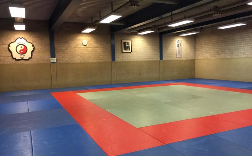 Cercle de Judo, notre Dojo